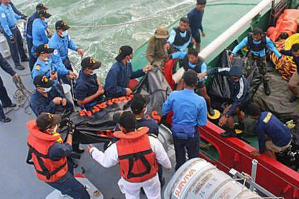 AirAsia families accept 'sad reality' as search ends ...