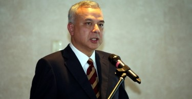 Sultan Nazrin observes that major power rivalry has rekindled after initially subsidizing with the end of the Cold war