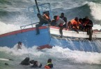 The journey from Libya to Italy may not be long but is full of risks to the safety of the migrants.