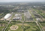 Milton Keynes -- a British success story with the best economic growth in terms of percentage.