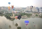 The Putrajaya International Hot Air Balloon Fiesta (PIHABF) will be making its 7th annual appearance at Precinct 2 in Putrajaya from 12th March 2015 to 15th March 2015.