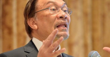Anwar is serving a five-year jail term at the Sungai Buloh prison for sodomy.