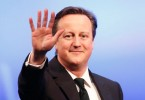 Cameron is bidding to stay in power for a second term.