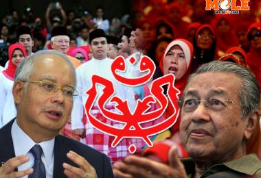 Najib Umno Tun M