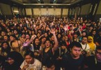 The energetic crowd which filled the entire Grand Ballroom of the InterContinental Kuala Lumpur for the Reach Out event.