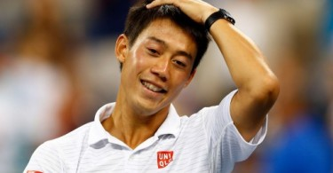 Nishikori is now ranked fourth in the world.