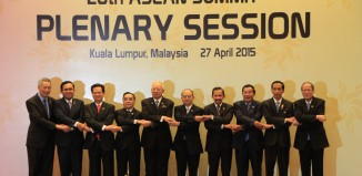 Since its formation in 1967 by five countries, Asean has expanded to include 10 countries.