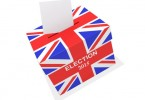 One reason offered is that British election campaigns operate on budgets smaller that those in the US.