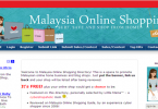 Online shopping is growing in the region and Malaysians are indulging in it too.