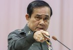 Prayut has a firm hold on power after taking office following a coup in May last year.