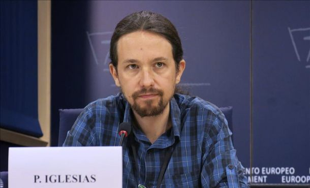 Pablo Inglesias is the new face of Spain's politics.