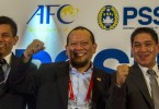 The recently elected big guns of Indonesian football.