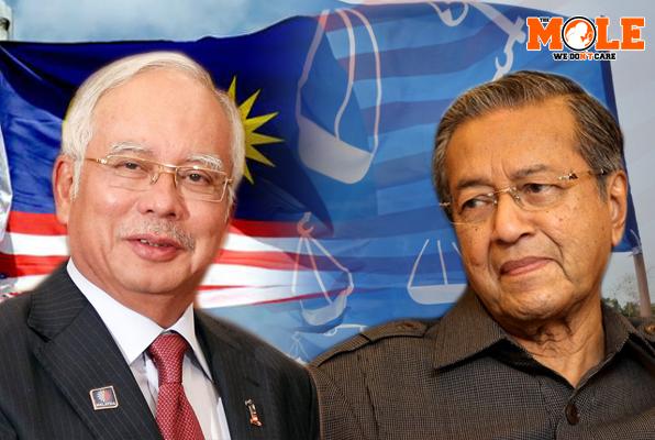 Najib Answers Che Det