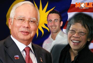 Najib's Advisors