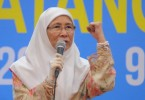 Grandmother Wan Azizah of PKR has recaptured the seat she gave up in 2008.