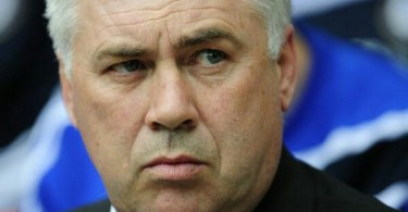 Ancelotti was in charge for two seasons and failed to win any trophy in the season just ended.