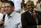 Subramaniam (left) and Saravanan are amongst those whose membership has been suspended.