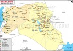 IS has been expanding the areas under its control in Syria and Iraq since a year ago.