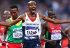 Farah was a double champion at the Olympics, World and European championships.