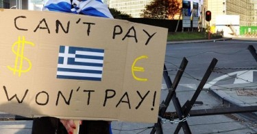 The simple truth is Greece just doesn't have enough money.