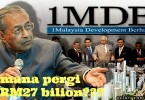 Mahathir has made one allegation after another against 1MDB.