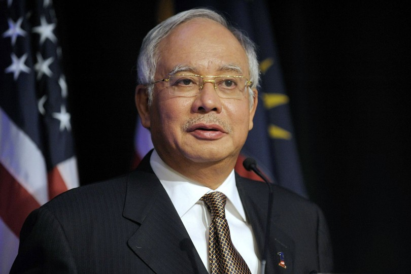 The allegation by the World Street Journal implicated 1MDB and Najib.