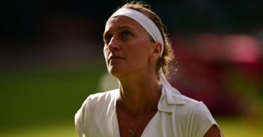 Kvitova had won the Wimbledon title in two of her last four visits before this year.