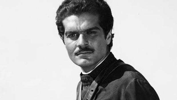 Sharif will be best remembered for his role as Dr. Zhivago.
