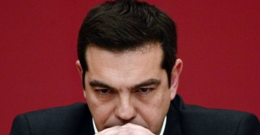 What happens to Greek Prime Minister Alexis Tsipras and also his country will depend entirely on their creditors.