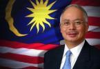 Najib-Malaysia-Flag