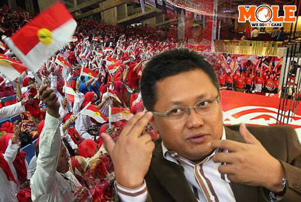 Minister-in-charge of Economic Planning Unit (EPU), Dato Abdul Rahman Dahlan