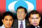 pkr azmin khalid ibrahim saifuddin nasution