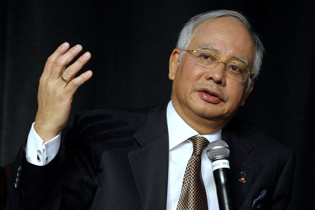 Najib has included his brother Datuk Seri Nazir Razak in the committee.