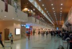 Inside the terminal of the new KKIA.