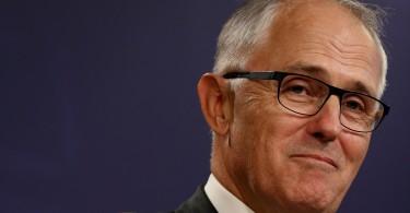 Turnbull is Australia's 29th prime minister.
