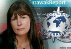 Rewcastle-Brown is the editor of the Sarawak Report wanted by Malaysian police.