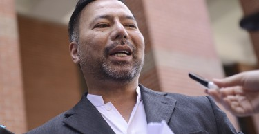 Khairuddin was arrested last Friday under another law.