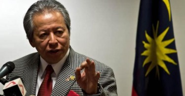 Datuk Seri Anifah Aman