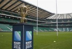 Tournament hosts England will open RWC 2015 against Fiji at 3am KL time at Twickenham.