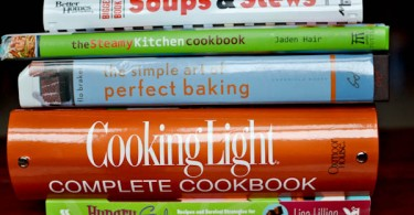 To a lot of people,  cookbooks are like glossy fashion magazines.