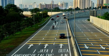 Duke Highway is one of the 9 in the Klang Valley to impose higher toll rates from this Thursday.