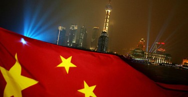 China's economy is expected to grow at a slower pace this than last year's 7.3%.