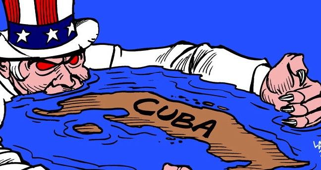 Image result for us blockade on cuba