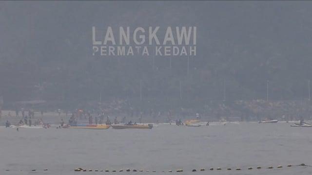 langkawi haze
