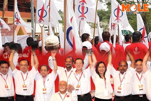 DAP election