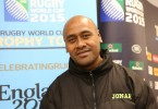 The recently concluded rugby World Cup in England was Lomu's last event before his death last Wednesday.