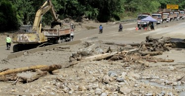 Karak Mudslide