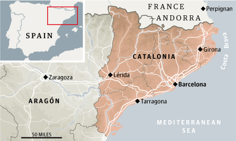 Court Move Deepens Spanish Standoff Over Catalan Secession The Mole