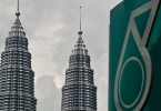 The downstream business of Petronas showed a significant improvement.