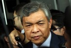 Zahid will ask Tengku Adnan on the latter's statement on the ban on media coverage for Umno's general assembly.